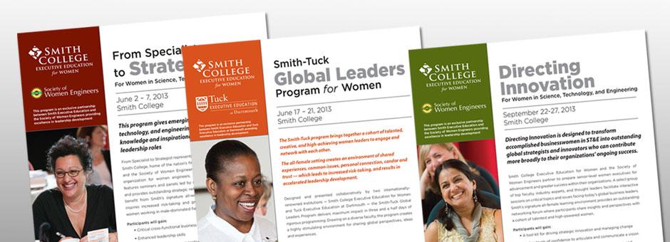 smith executive education for women
